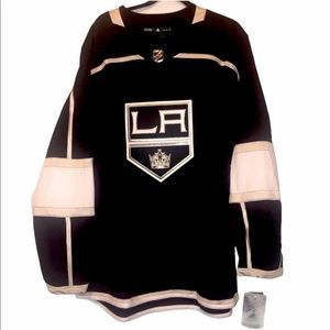 Adidas LA Kings Authentic Home Jersey